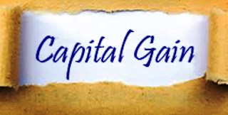 Capital Gains On Investment Property