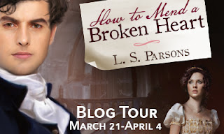 Blog Tour - How to Mend a Broken Heart by L S Parsons