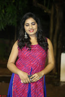 Srushti in beautiful Pink Sleeveless Dress Cute Actress Dimples ~  Exclusive 046.JPG