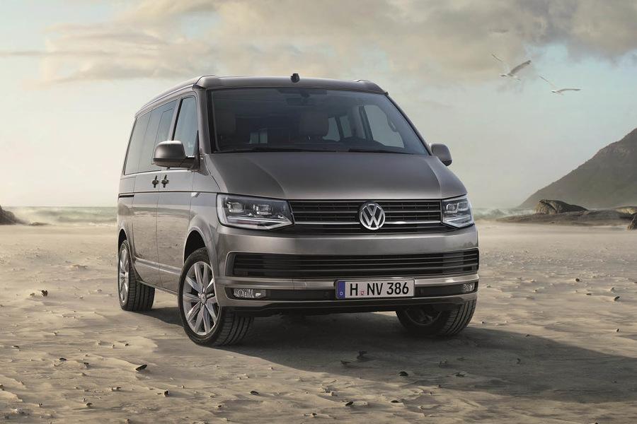 2016 volkswagen california t6 launched autoesque. Black Bedroom Furniture Sets. Home Design Ideas
