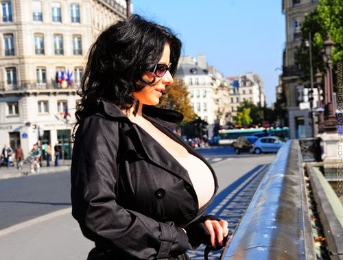 SUPER SHOGUN: CHLOE VEVRIER IN PARIS - CHLOEVEVRIER.COM