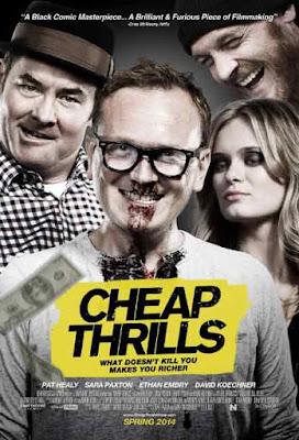 Cheap Thrills (2013) Sinopsis