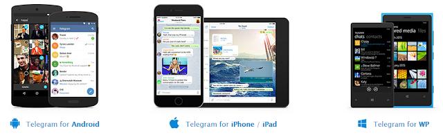 Telegram Messenger es la mejor aplicación de mensajería instantánea - El Blog de HiiARA