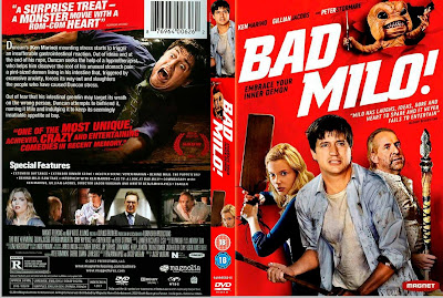 Filme Bad Milo! DVD Capa