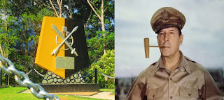 Given The History of Tugu Mac Arthur Jayapura Indonesia