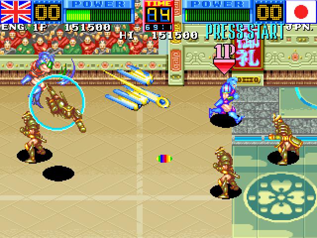 Heavy Smash MAME Games P12