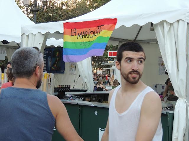Fotos de las fiestas del orgullo gay 2012