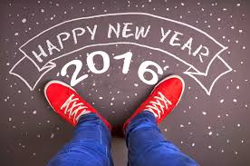 Happy New Year!!!!!!! Apa Resolusi 2016 Anda?