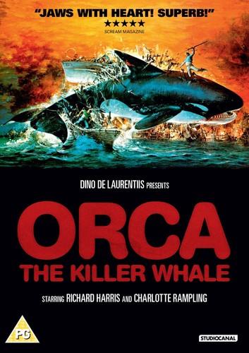 Orca, la ballena asesina (1977) [BRrip 1080p] [Latino] [Aventuras]