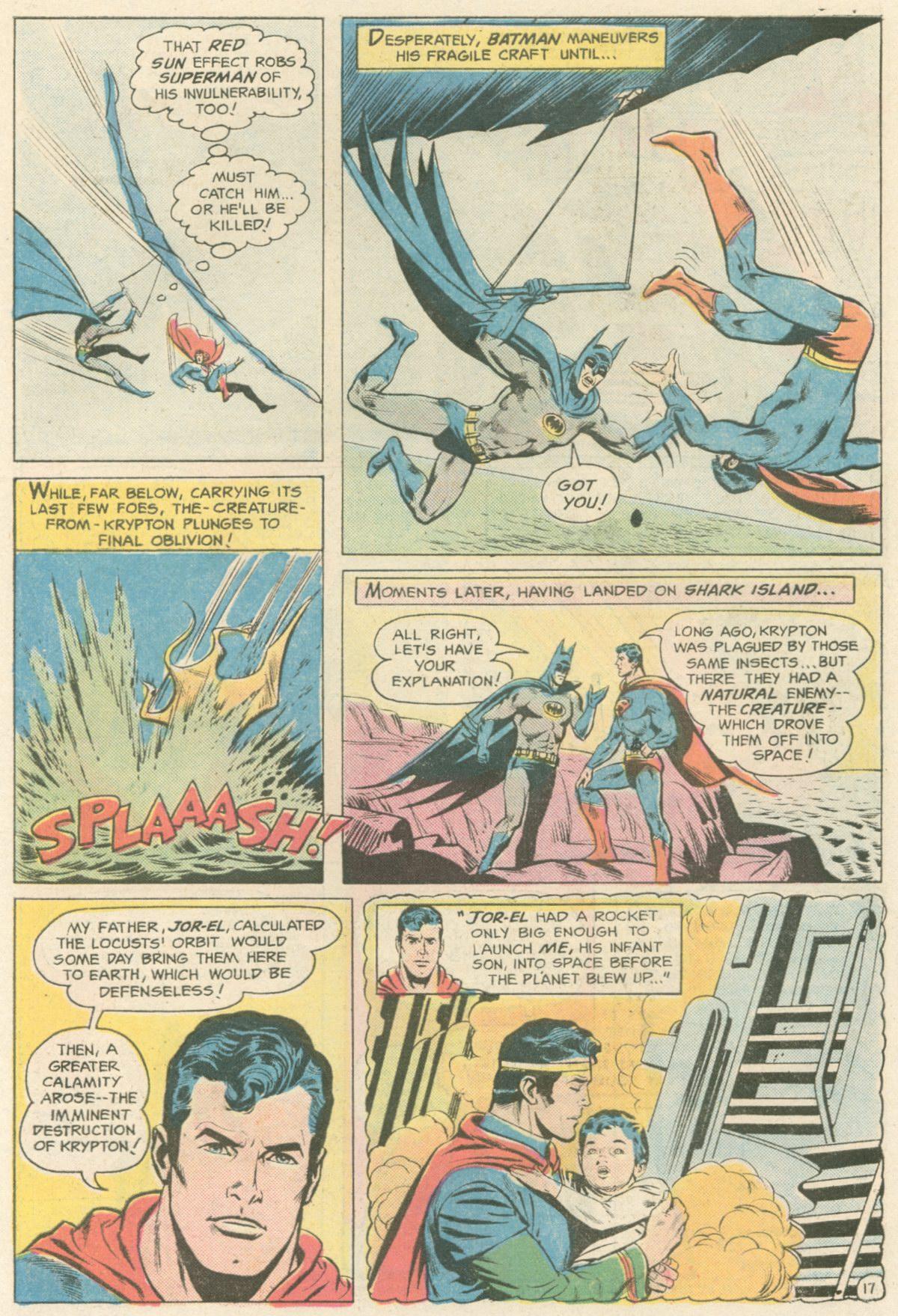 Read online World's Finest Comics comic -  Issue #237 - 31