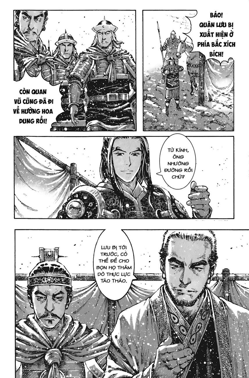 Hỏa phụng liêu nguyên Chương 431: Binh thối Hoa Dung [Remake] trang 4