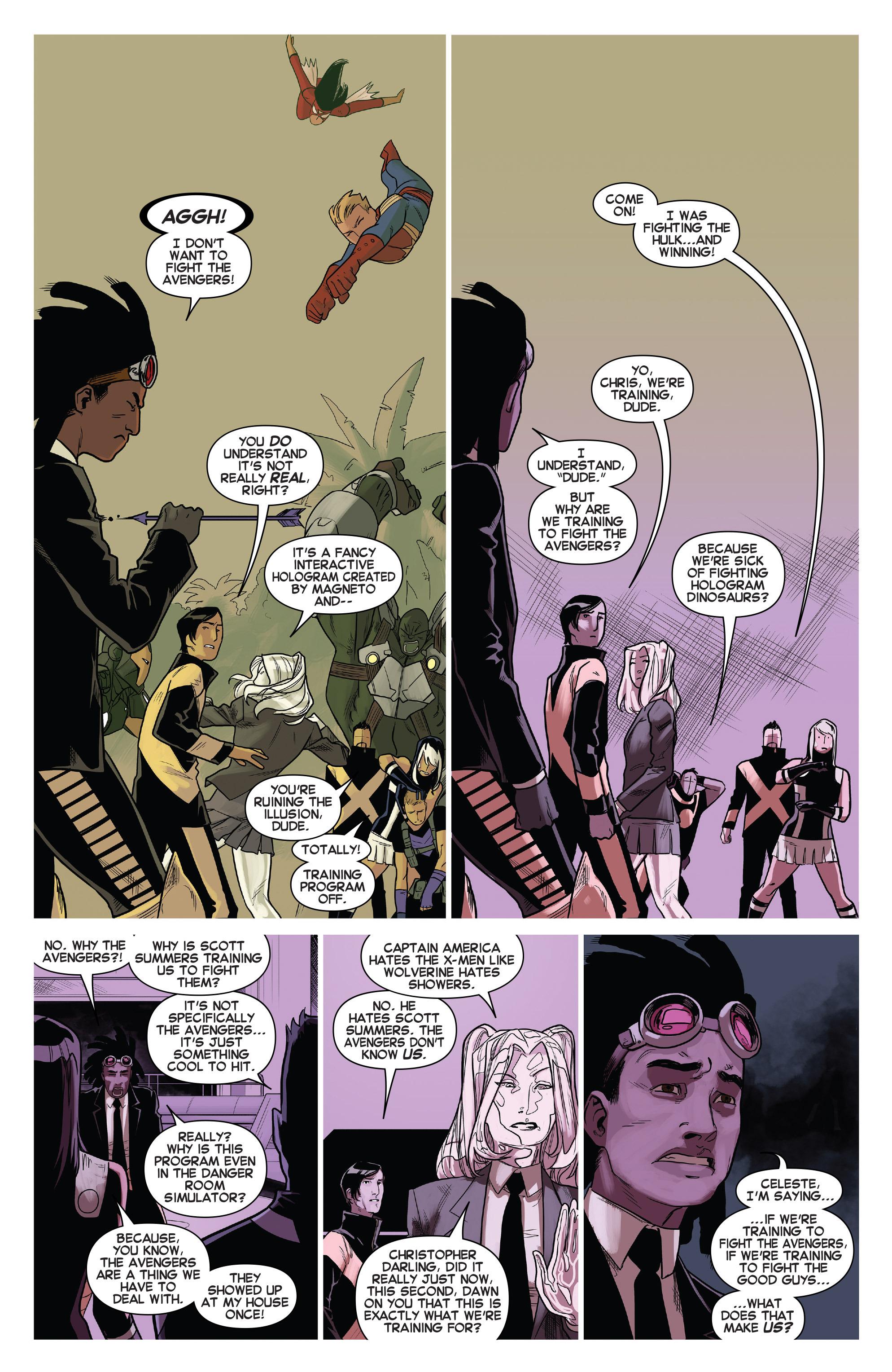 Read online Uncanny X-Men (2013) comic -  Issue # _TPB 5 - The Omega Mutant - 15