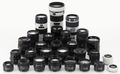 Tips Merawat Lensa Kamera