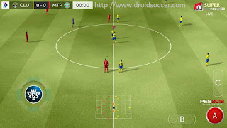 FTS Mod PES 2018 by Herman Aja Apk + Data Obb Android