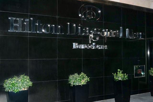 """Hilton Diagonal Mar Barcelona"""