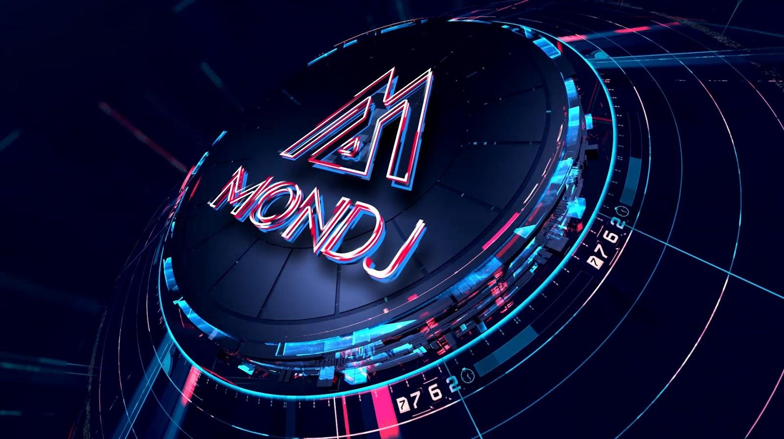 Dj Logo 3d Mangan