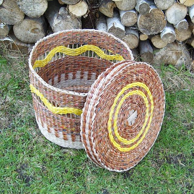 eko koszyk recykling
