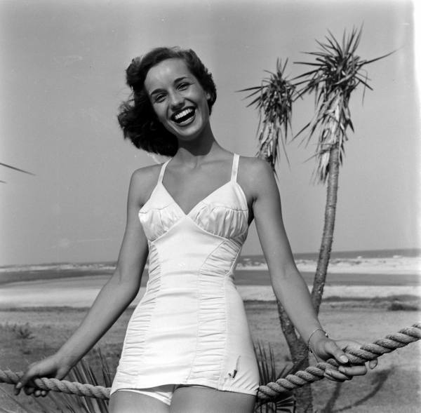 0c8820a942 Oh So Lovely Vintage  50 s swimwear.
