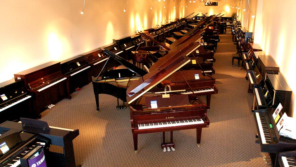Nhật Bản – kho đàn piano lớn nhất thế giới