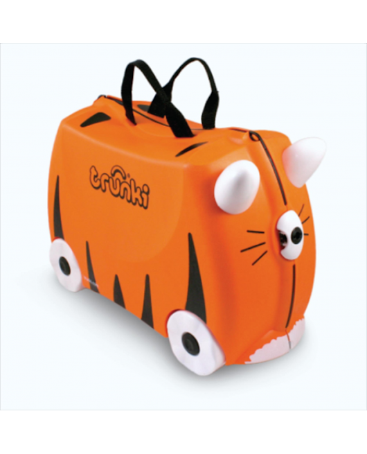 Trunki Little Luggage for Little People - Tipu tiger