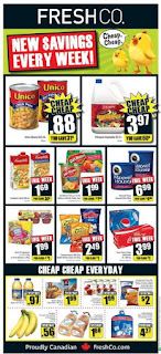 FreshCo Weekly Flyer November 16 - 22, 2017