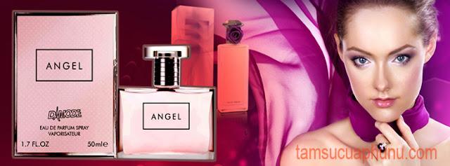 Nước hoa nữ Angel - Dòng nước hoa  nữ Damode Pháp chính hãng