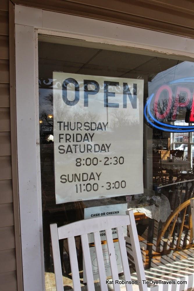 Grandma S Cafe Winslow Arkansas