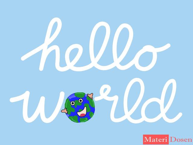 Membuat Hello World di C++ dengan Dev-C++