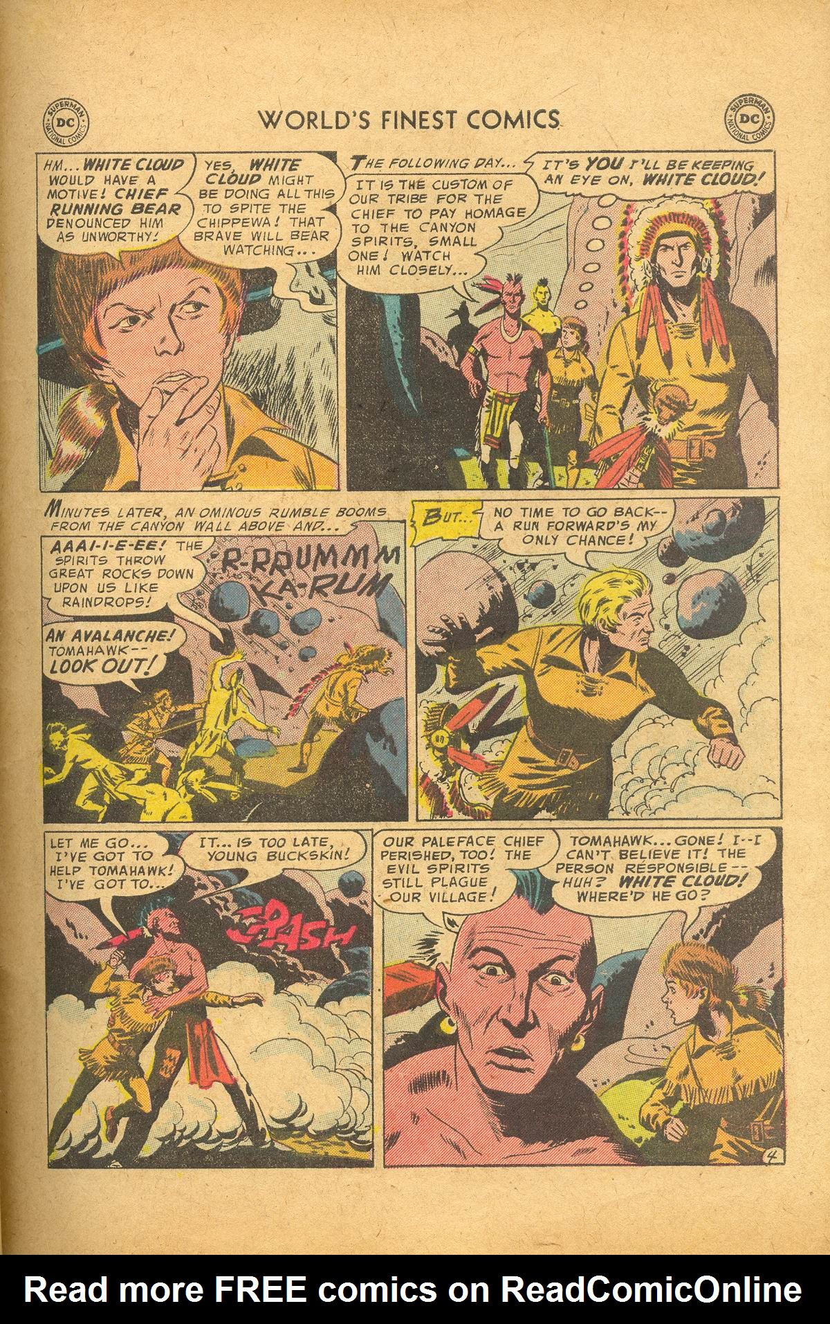Read online World's Finest Comics comic -  Issue #83 - 31
