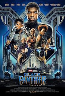 Black Panther - Segundo Poster & Segundo Trailer