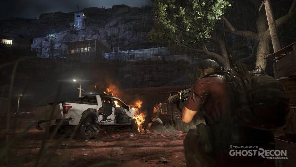 Gameplay Game Shooter Open World Ghost Recon Wildlands (Walkthrough)