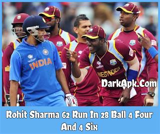 Rohit Sharma Fastest 50 Run In T20