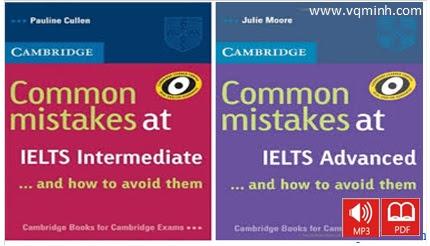 vk common mistakes ielts advanced pdf