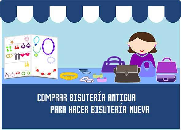 bisuteria, comprar, vintage, antiguo, vender, ideas utiles