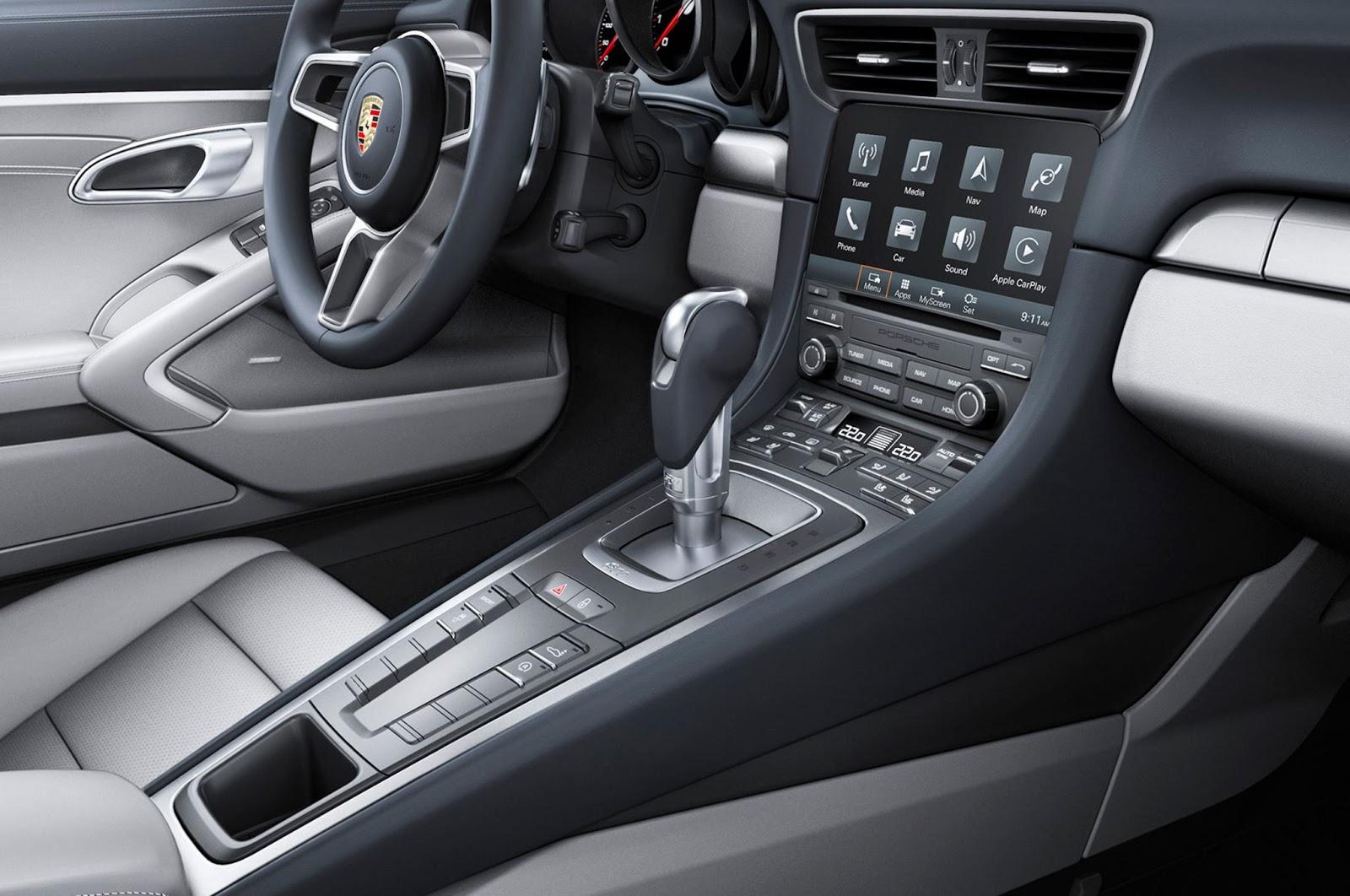 سيارة بورش 911 2017