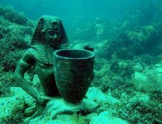 Underwater World of Pandya Dynasty [Kumari Kandam]