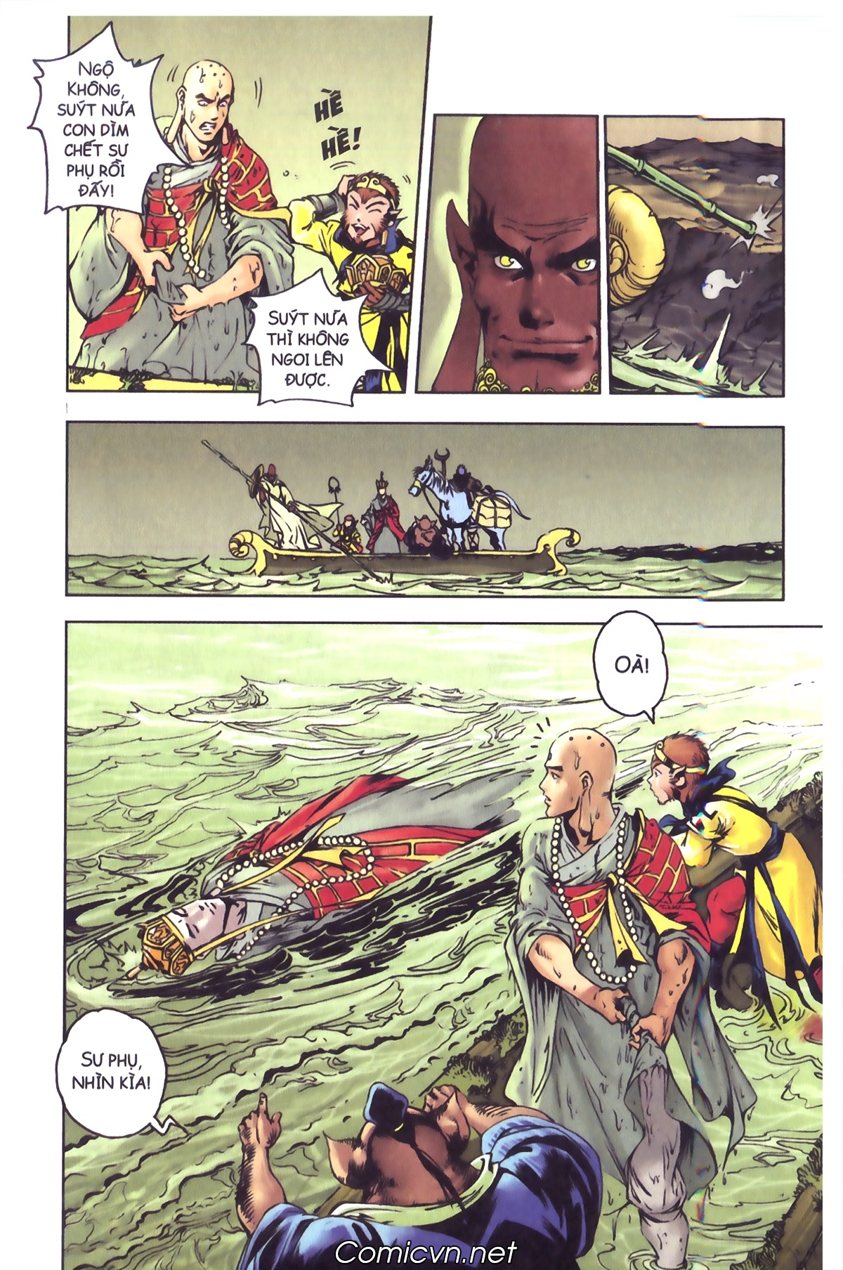 Tây Du Ký màu - Chapter 133 - Pic 19