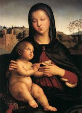 an analysis of maddona and child The metropolitan museum of art recently purchased a painting called madonna and child by duccio di buoninsegna the met paid $50 million for the early renaissance piece, more than they've paid for any single acquisition to date the new yorker has the story of how they came to own the last duccio .