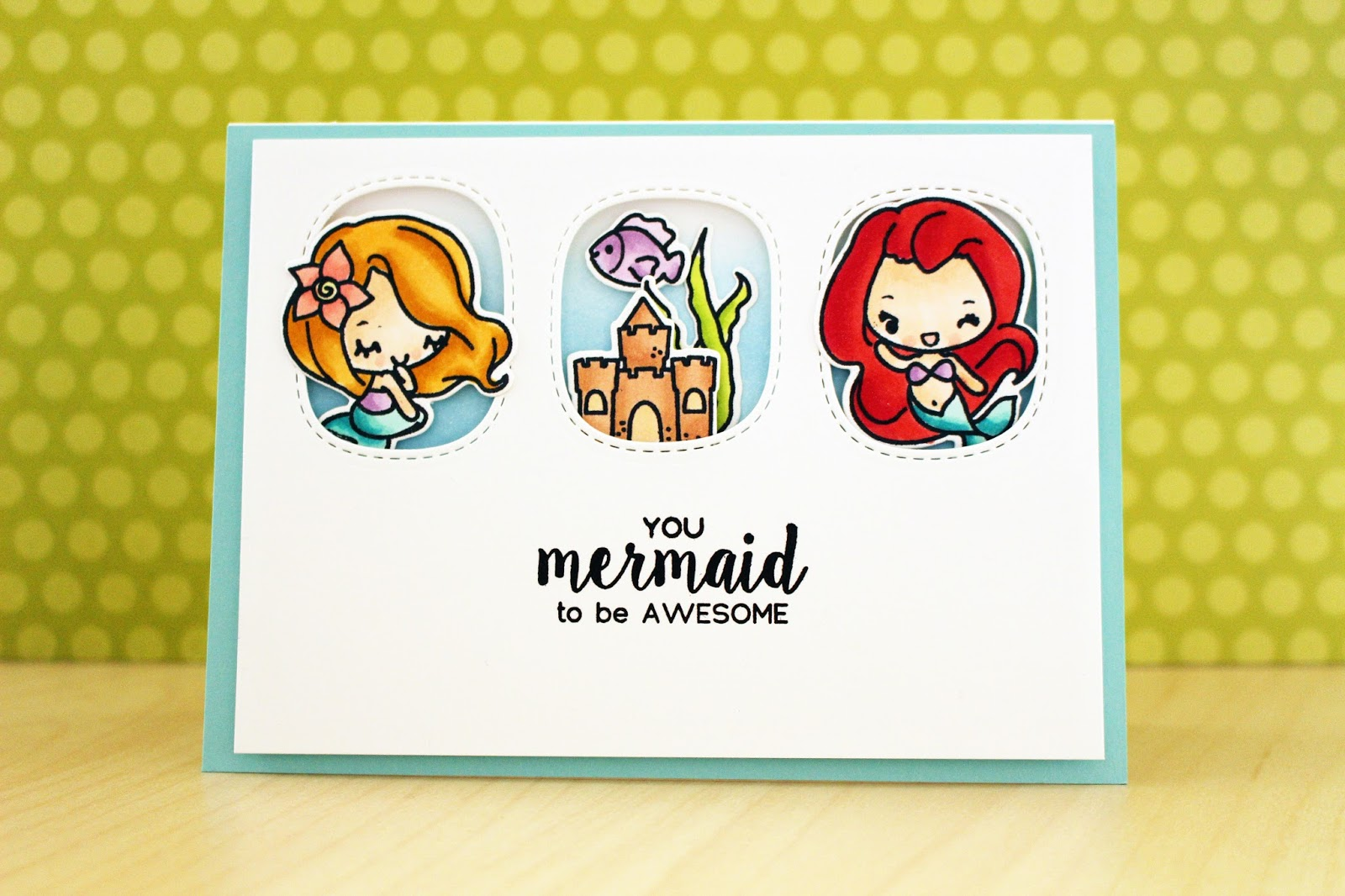 Tgf Fairies And Mermaids Set Video Ellas Cards