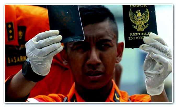 الكشف عن مفاجأة بشأن الطائرة الإندونيسية المنكوبة