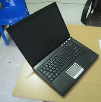 laptop second malang axioo m54v