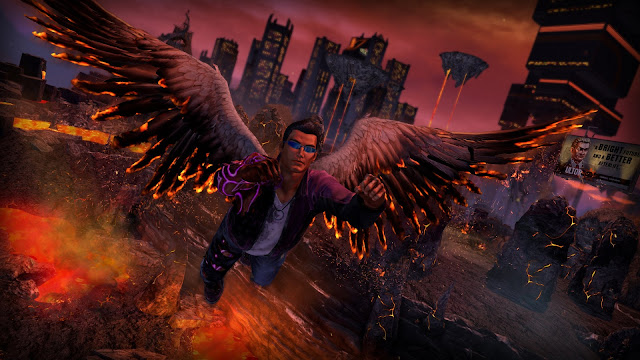 Saints Row Gat out of Hell PC Full Version Free Download Gameplay 1
