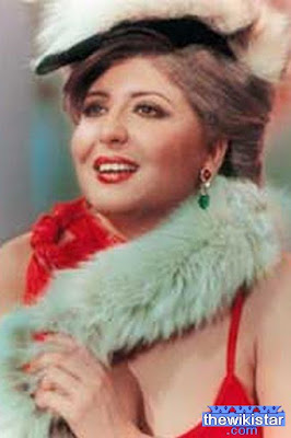 Suhair Ramzy, Egyptian actress, was born on March 3, 1950 in Port Said in Egypt.