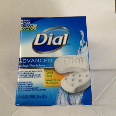 Dial Advanced Bar Soap