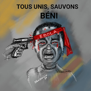 """""""Tous unis, sauvons BENI !"""" — Un message de Dr Slam Stone"""