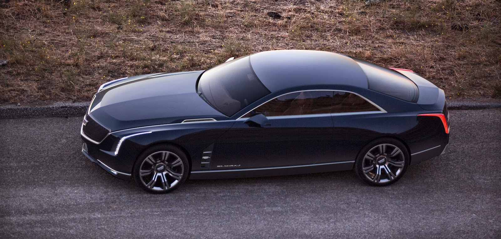 Video Cadillac Elmiraj Concept Could This Hint At Caddy S New Halo