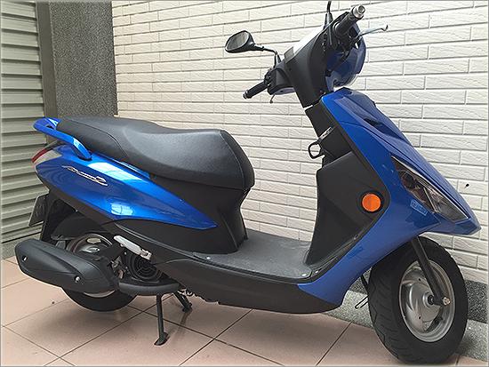 [半年實測油耗] 最省油自排機車 YAMAHA 勁豪 125 實際騎乘記錄與優缺點比較 (2017年更新) | 這就是人生