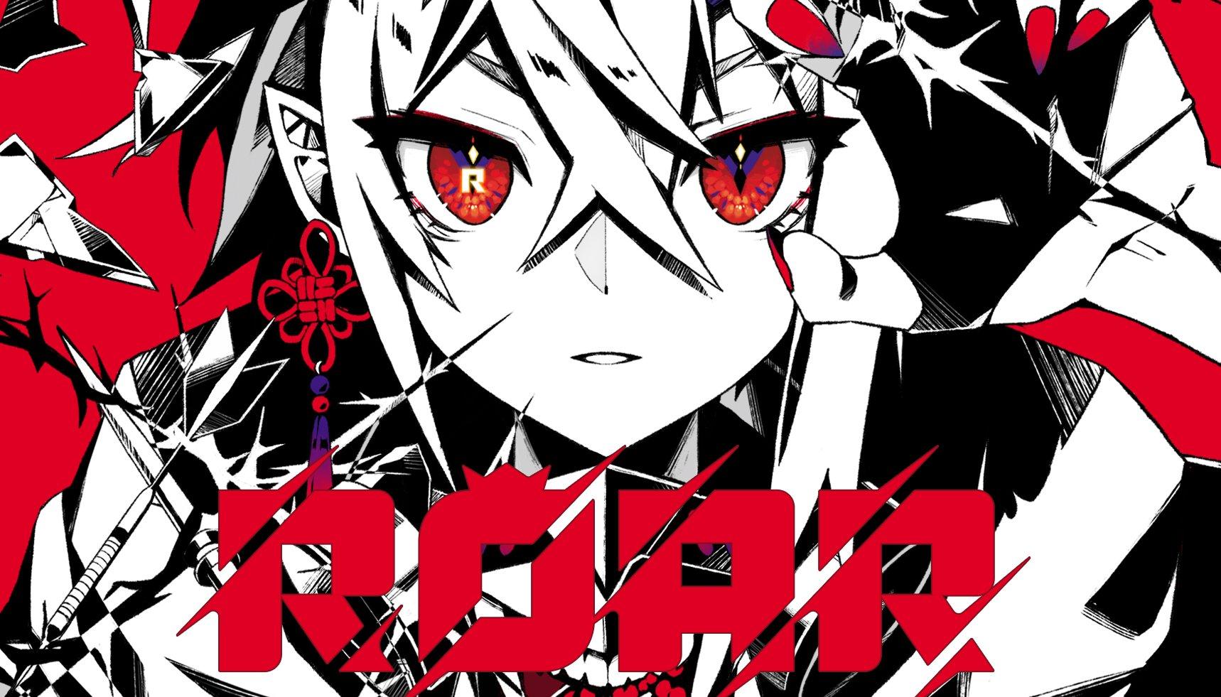 KANKAN 1st ALBUM『ROAR』