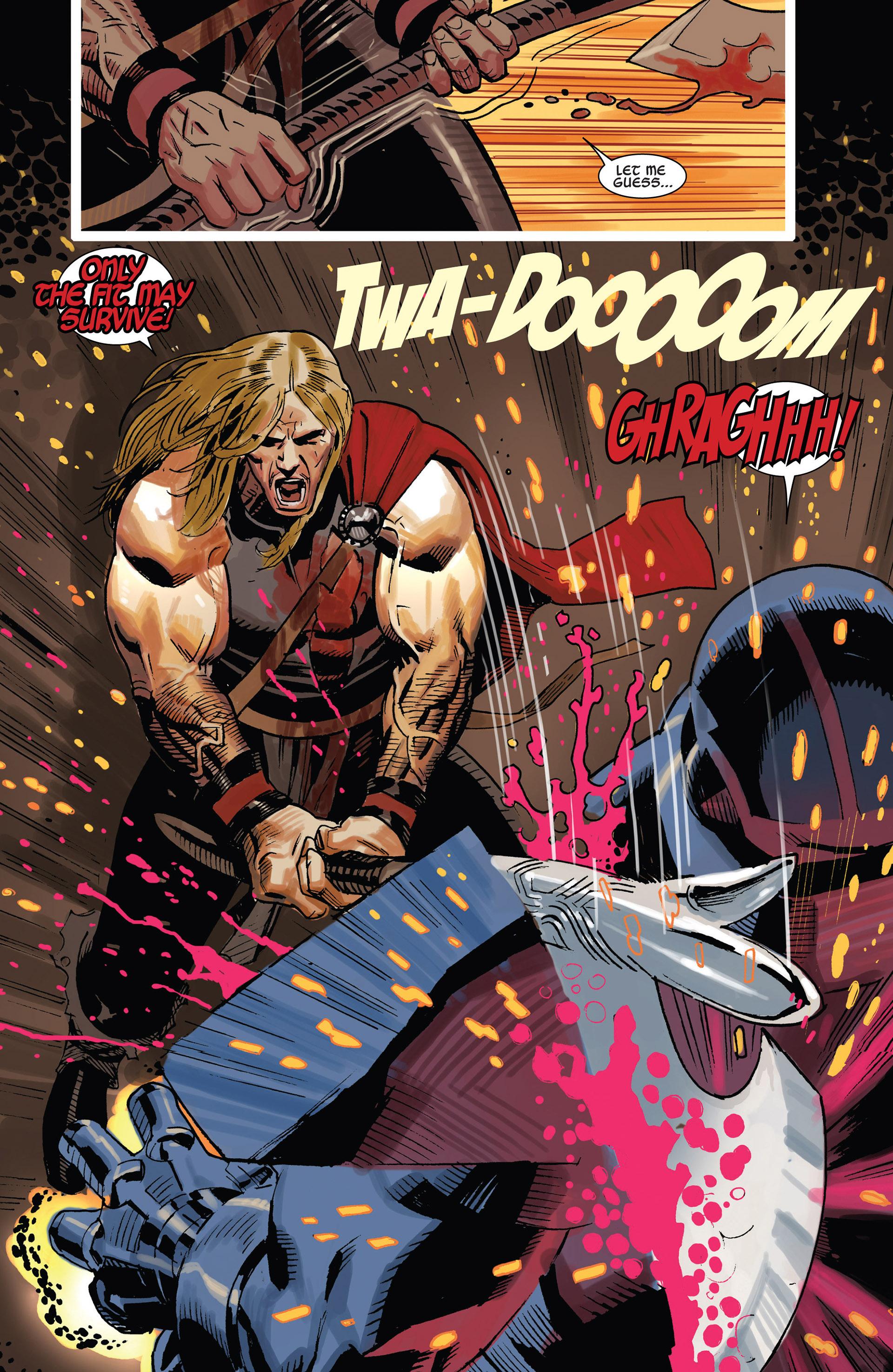 Read online Uncanny Avengers (2012) comic -  Issue #6 - 18