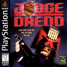 Judge Dredd - PS1 - ISOs Download